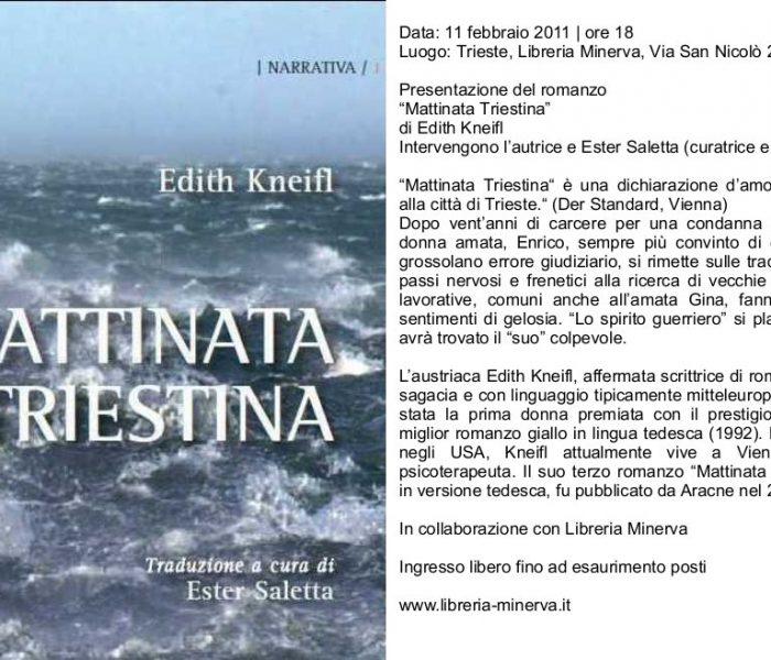 Italienische Übersetzung | Mattinata Triestina
